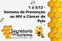 Semana de Prevenção ao HIV e Câncer de Pele