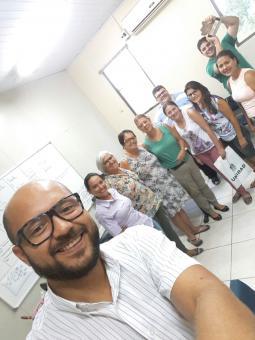 Secretaria de Saúde Promove Reunião