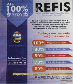 REFIS - 2017