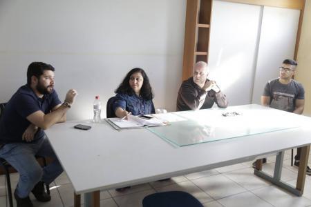 ASSOTAXIS - Reunião