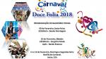 Programação de Carnaval -Sede Balneário Pinhal!