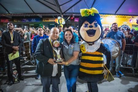 22º Campeonato Estadual de Bandas e Fanfarras