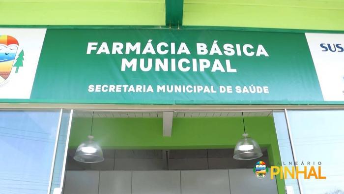 Amplicação da Farmácia Municipal