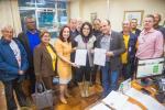 Assembleia aprova e Balneário Pinhal se torna a Capital Estadual do Mel