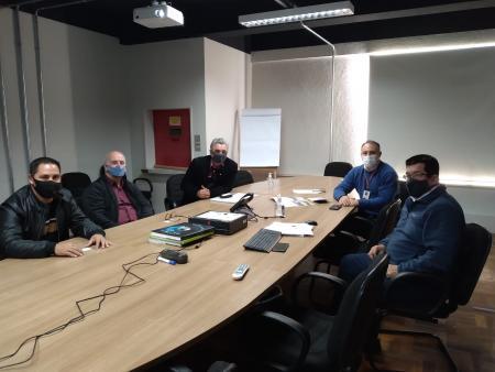 Balneário Pinhal visita EGR e debate a duplicação da RS 040