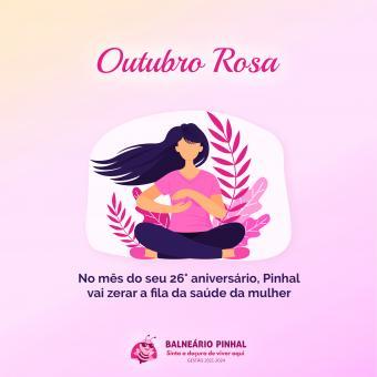 Prefeitura vai zerar filas nesse Outubro Rosa